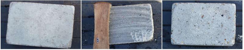Ren flise / hvidt skum fra Hornum Flisepest RENS