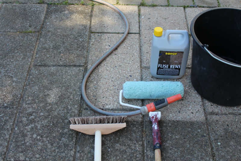 Værktøj og materialer