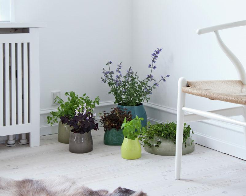 kähler botanica urtepotteskjulere