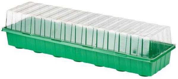 minidrivhus i plastik